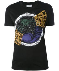 Courreges | Courrèges Satellite Print T-Shirt 3