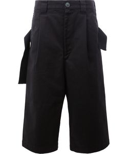 Maison Mihara Yasuhiro | Loose-Fit Cropped Trousers 46 Cotton/Polyester
