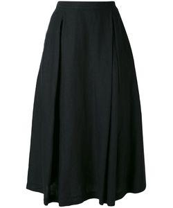 Aspesi | Flared Midi Skirt 42