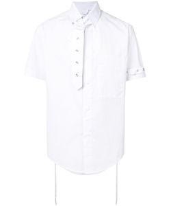 CRAIG GREEN | Neck Strap Shortsleeved Shirt Adult Unisex Large