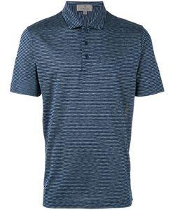 Canali | Striped Polo Shirt Size 56