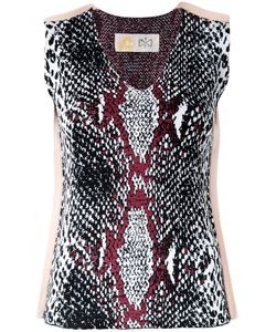 Theatre Products | Snakeskin Print Tank Rayon/Polyester
