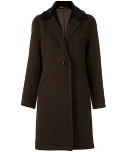 GLORIA COELHO | Wool Trench Coat