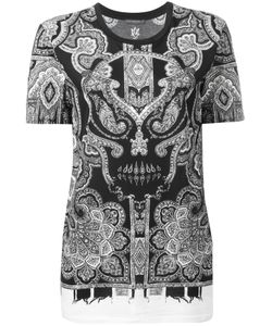 Alexander McQueen | Engineered Paisley T-Shirt Size 38