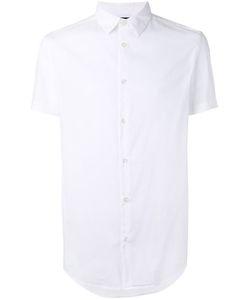 ARMANI JEANS   Рубашка С Короткими Рукавами