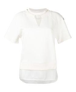 Moncler | Short Sleeve Layered Top