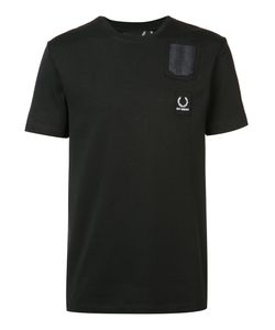 Raf Simons X Fred Perry | Pocket Patch T-Shirt Size 44