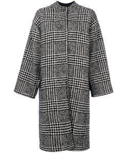 AVA ADORE | Prince Of Wales Midi Coat Women