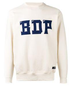 Bleu De Paname | Logo Sweatshirt Size Medium