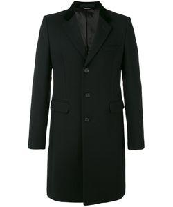 Alexander McQueen | Классическое Приталенное Пальто