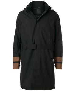 NORWEGIAN RAIN | Button-Down Fitted Coat Men