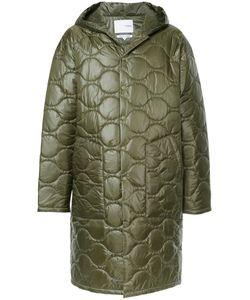 Yoshio Kubo | Quilted Hooded Coat Men