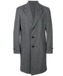 Ermenegildo Zegna | Однобортное Пальто