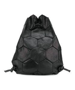 Trippen | Hexagon Drawstring Backpack Women One