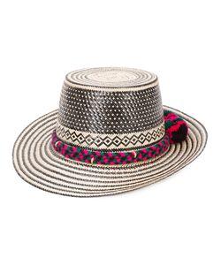 YOSUZI | Шляпа С Помпоном Adina Lunar Diety