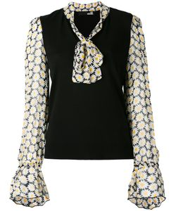 Love Moschino   Print Contrast Top Size 42