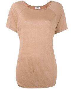 Frame Denim | Curved Hem T-Shirt