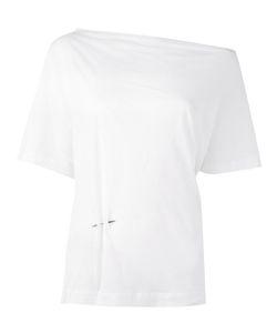 Barbara Bui | Asymmetric T-Shirt Xs Cotton