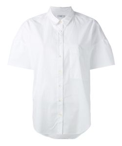 Closed | Boxy Short-Sleeve Blouse Size Medium