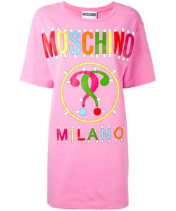 Moschino | Logo Slogan T-Shirt Dress