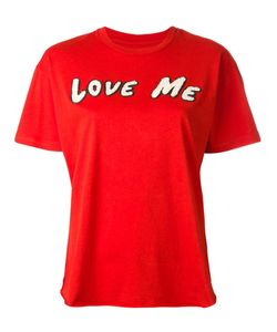 Sandrine Rose | Love Me T-Shirt Small Cotton