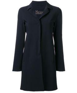 Herno | Classic Coat 44 Polyamide/Spandex/Elastane