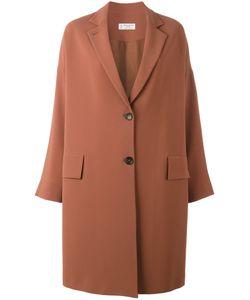 Alberto Biani | Single Breasted Coat Size 44