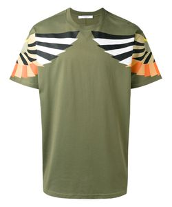 Givenchy | Shoulder Print T-Shirt Large Cotton