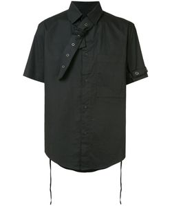 CRAIG GREEN | Neck Strap Shortsleeved Shirt Adult Unisex Medium