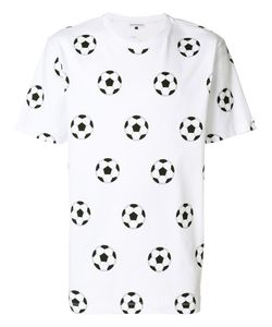 GOSHA RUBCHINSKIY | Футболка С Принтом Мячей
