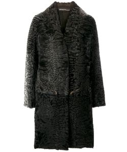 32 PARADIS SPRUNG FRERES | Embroidered Draped Coat Women