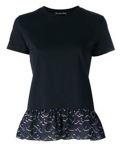 Markus Lupfer | Mini Leopard Lip Alex T-Shirt Size Xs