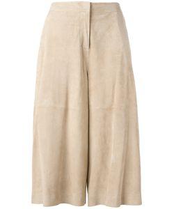DESA | 1972 Cropped Pants 38 Suede