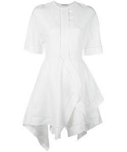 J.W. Anderson | J.W.Anderson Handkerchief Dress 10 Linen/Flax