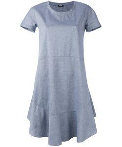 Jil Sander Navy   Расклешенное Платье
