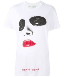 OFF-WHITE | Mirror Mirror Print T-Shirt