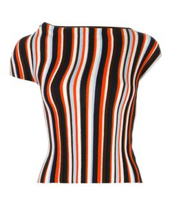 JACQUEMUS | Striped Blouse 34 Virgin Wool