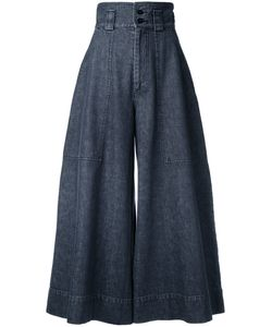 Mikio Sakabe | High Waist Wide Leg Trousers Size Medium