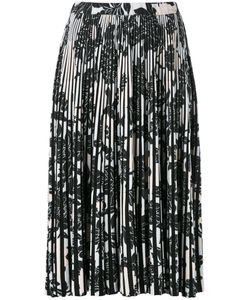 Christian Wijnants | Print Pleated Skirt