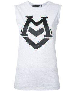 Love Moschino   Fun Fair Print T-Shirt Size 42