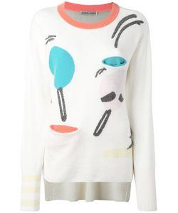 Tsumori Chisato | Print Sweater S