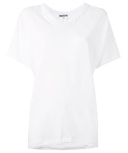 Ann Demeulemeester | V-Neck T-Shirt 38