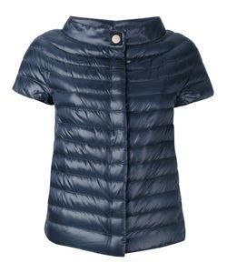Herno | Short-Sleeved Puffer Jacket Size 42