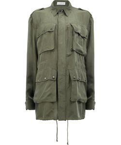 Faith Connexion | Loose Fit Military Coat Size Xs