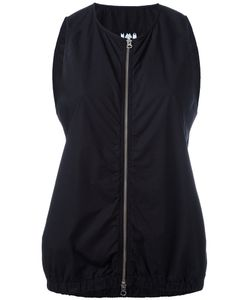 Labo Art | Zip-Up Lightweight Gilet 1