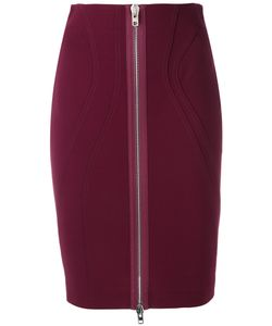 Givenchy | Fitted Zip Skirt Size 36