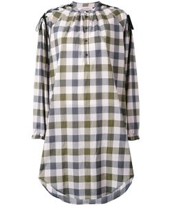 A.F.Vandevorst | Plaid Shirt Dress