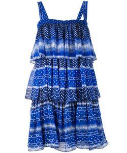 Plein Sud | Ruffled Layer Dress