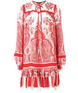 Alexander McQueen | Paisley Print Dress