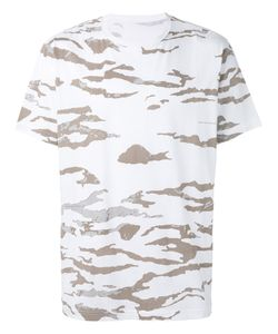 Maharishi   Camouflage Slouch T-Shirt